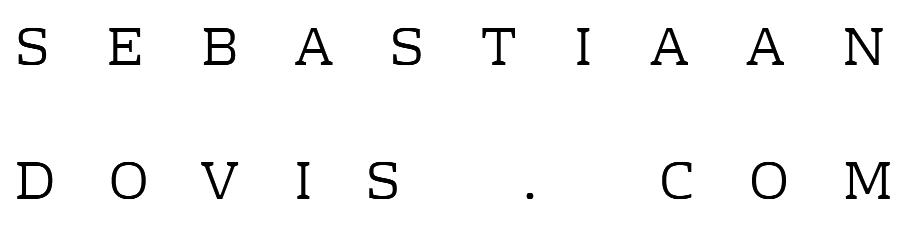 SebastiaanDovis.com